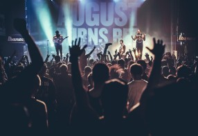 August Burns Red & Blessthefall